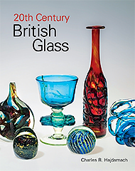 20th Century British Glass - book cover